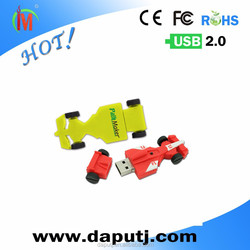 New pvc F1 model usb flash drive