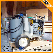 DY-HAL-I/II hand-push airless cold solvent road marking machine for sale in stock