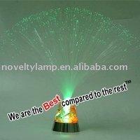 LED FIBER OPTIC LIGHT W/ICE