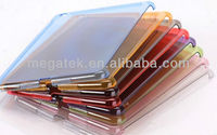 Tablet case Transparent ultra thin clear crystal case for ipad mini , for ipad case crystal ,for ipad mini case clear