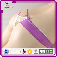 Unique new design factory direct sell women strings thongs