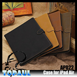 High quality universal case for ipad air leather