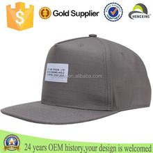Fashion Street Caps 5 Panel Snapbacks Hats for Men Cotton Hat and Cap