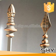 Decorative Iron Ornaments Wrought Iron Spears