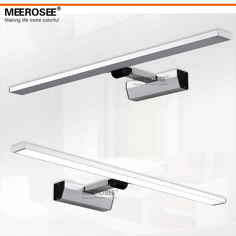 New Luminaire 10w Bathroom Led Mirror Light Lamps Wall Mount Bracket ...