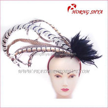 Feather Headgear Hair Accessories