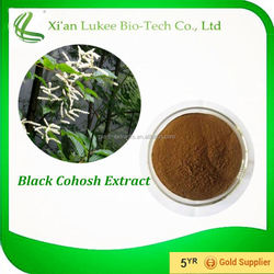 Natural Herb Extract Black Cohosh Extract 5%,8% with best price in bulk