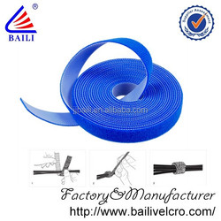 Sticky tape velcro hook loop tape,strong velcro hook loop manufacturer