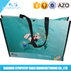 laminated non woven carry bags, laminated bag logo bags
