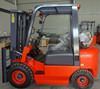 new condition new model 3.5ton petrol/LPG forklift truck k for hot sale