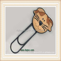 Promotional Eco Friendly Plastic Large Size Paper Clip