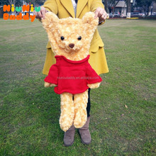 Niuniudaddy Plush bearskin Semi-finished beautiful doll teddy bear skin soft toy skin
