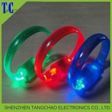 New Invention !new product led bracelet, party led flashing bracelet,remote controlled led bracelet