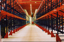 Top quality stainless steel pallet rack