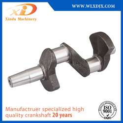 High Quality Types Of Air Compressor Crankshaft With ISO certificated