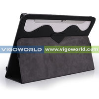 For New Apple iPad Air Folio Leather Case / Cover and Flip Stand With Camera Position