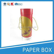 craft paper bag with side foled for packing pvc powder