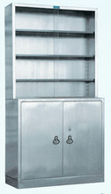 Stainless Steel Medicines Cupboard C8
