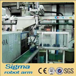 CNC automation robot for plastic injection machine
