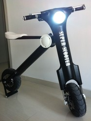 2015 New mini scooter,folding electric bike with lithium battery