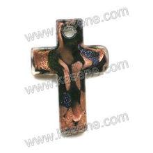 High quality Rosary Glass Crucifix crafts