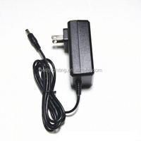 Guangzhou factory low price good quality constant voltage high warranty ac to dc 24w 12v 2a 220v to 110v plug adapter