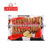 300g Cream Sandwich Biscuits Chinese Traditional Taste