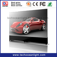 Hologram video display LED indoor LED display 10 mm pixel pitch with high quality