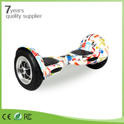 High quality hoverboard spare parts with rear brake light