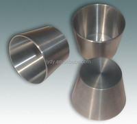 W1 Tungsten Crucible for Metal Melting Furnace