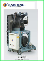 40bar piston typ high pressuree air compressor for PET (SSA135H-1.7/40)