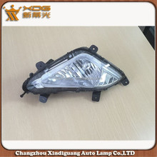 LED White China Driving head Lamp DRL Daytime Running Day Time Lights Daylight (Fits: elantra 13 14)