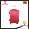 hot sale good quality abs luggage/ abs+pc luggage
