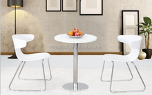 Cheap table and chairs used for restaurant(FOH-BC36)