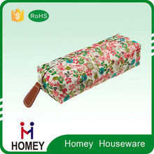 Schools & Offices Use and Pencil Bag Type nylon school pencil case for girl
