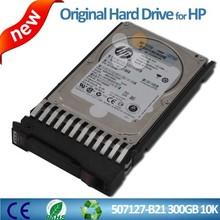 New HDD 300GB 10K SAS 2.5 507119-004 507127-B21 507284-001SERVER hard drive