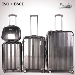 High-end 100% polycarbonate PC vanity case luggage