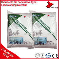 Convex Thermoplastic Road Marking Paint
