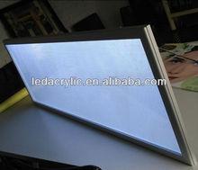 22mm thick super slim led light box 60*90cm