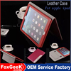New Smart Case for ipad air 2 in book style design in 4clors tablet cases for 7inch ipad hot selling in Alibaba