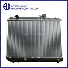 New products plain professional gsxr600 radiator