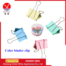 Good Use Paper Metal Colorful Fancy Binder Clips With Best Price