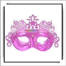 HOT! Masquerade Party Rose Red Princess Mask