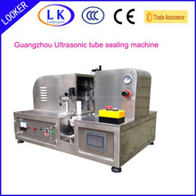 Bath gel Plastic tube ultrasonic tube sealing machine