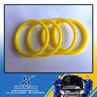 China manufacturer custom made high quality rubber o ring/silicon o ring