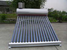 Stainless steel SUS34-2B Low Pressure Solar Water Heater