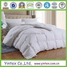 White Down Quilted Comforter/Feather Down Duvet
