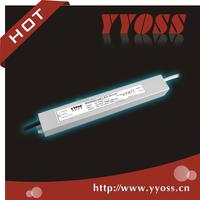 IP67 waterproof 500ma 600ma 700ma 1050ma 2100ma led power supply 21w with CE ROHS certificate