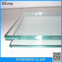 glass tempered facotory offer 6mm tempered glass price