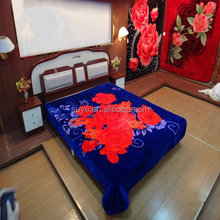 Hot-sale factory direct coral velvet printed blanket